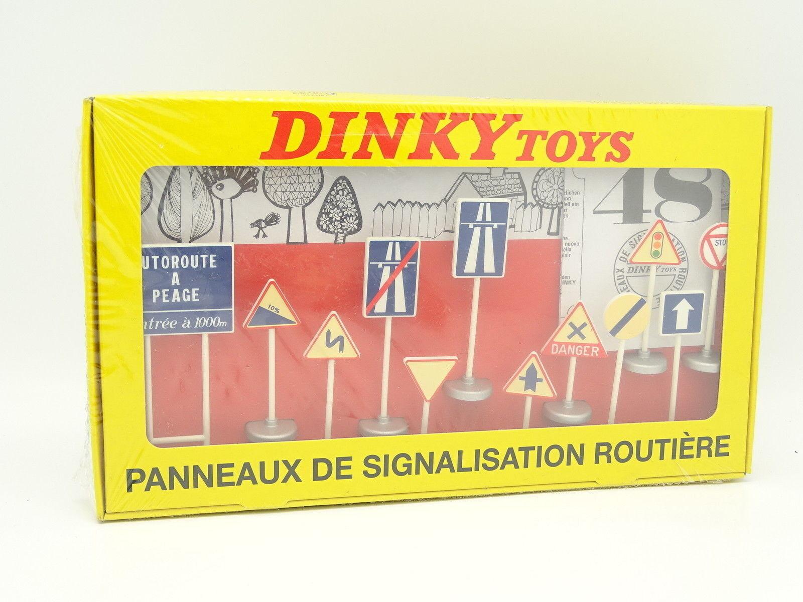 Dinky Toys Atlas 1 43 - Pannelli di Segnalazione 593