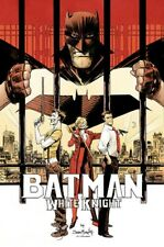 DC Comics Batman White Knight Hardcover Comic Book