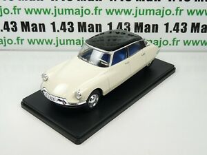VQ14-Voiture-1-24-SALVAT-Models-CITROEN-DS-19-1956