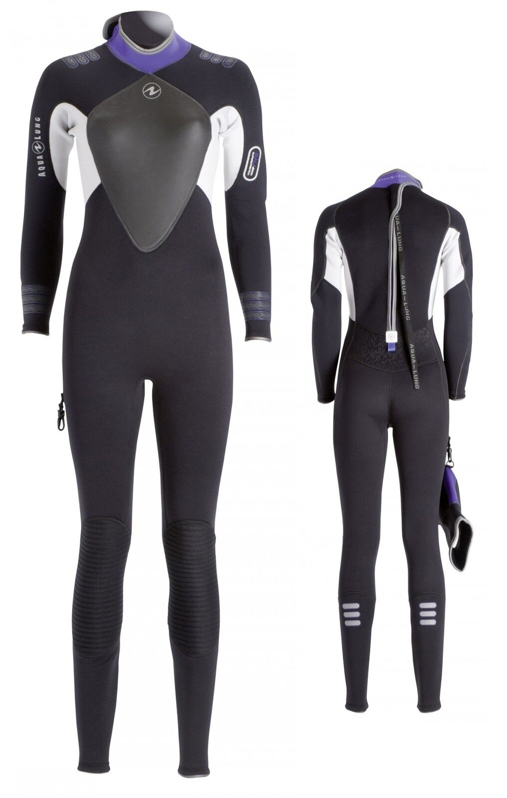 Aqualung Bali Active 3mm Jumpsuit daSie Twilight Größe 36-44 Lady