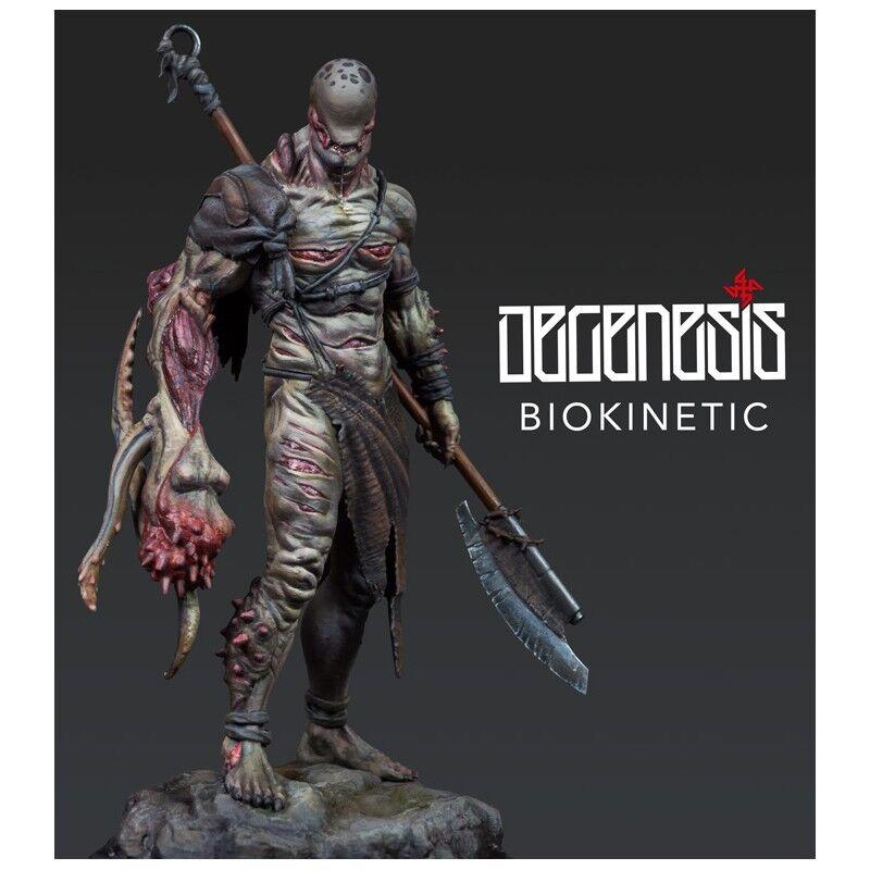 Scale 75 Degenesis Biokinetic 75mm resin Unpainted Kit