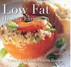Low Fat: Healthy Eating: Quick and Easy Recipes by Gina Steer (Paperback, 2014)
