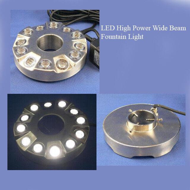 Fuente de luz LED de alta potencia de 105 grados de amplia Beam 18W blancoo Puro
