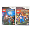 Lego-Harry-Potter-Years-1-4-and-Years-5-7-Nintendo-Wii-Game-Lot-Bundle miniature 1