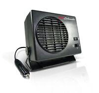 Schumacher 1224 12v 235w/150w Ceramic Heater And Fan , New, Free Shipping on sale