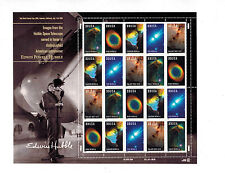 #3384-88 Hubble Space Telescope Image full mint sheet of 20