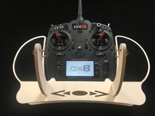 Senderpult für Spektrum Dx 8G2 neues Modell fertig gebaut 5-lagiges Birkenholz
