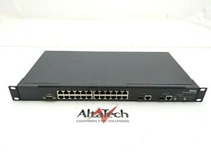 Dell PowerConnect 3324 24-Port 10/100 Ethernet Managed Network Switch PC3324