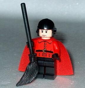 HARRY-POTTER-27C-Lego-Viktor-Krum-Quidditch-custom-NEW-Genuine-Lego-parts