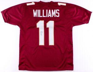 de4c25718 Image is loading Vince-Williams-Signed-Florida-State-Seminoles-Jersey-TSE-