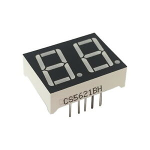 2-stellige-0-56-034-Anzeige-Anode-Rot-7-Segment-Sieben-Common-LED-Display-Arduino