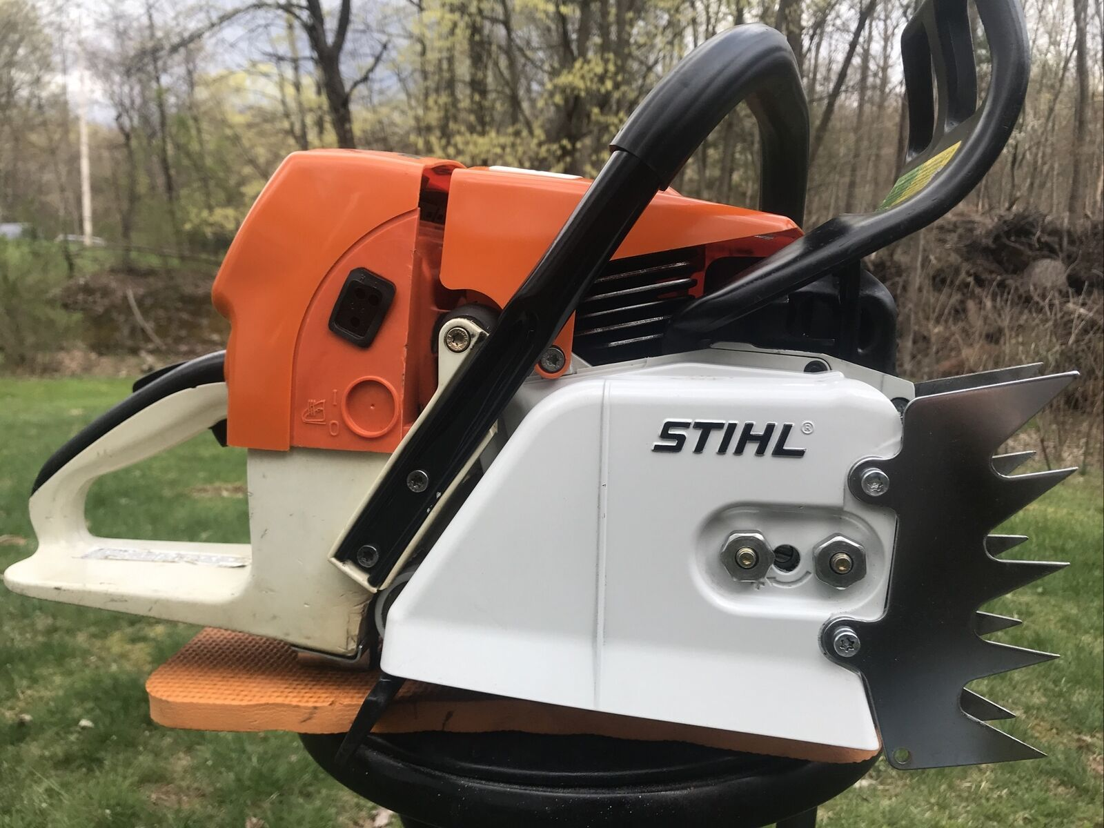 stihl ms660/066 chainsaw. Available Now for 925.00