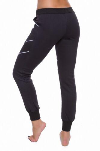 Womens Stretchy Sport Pants with Pockets Ladies Ultra Soft Slim Jogger S-XL FZ01