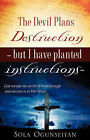 The Devil Plans Destruction -But I Have Planted Instructions- by Sola Ogunseitan (Paperback / softback, 2007)