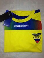 Ecuador National Team Jersey 2011 Marathon Sports 100% Authentic
