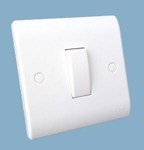 eaton mem p011 light switch, 1 gang 1 way 10a | ebay, Wiring diagram