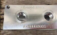 Daman Aluminum Hydraulic Valve Block Manifold 1213 195 X 225 Ah0008085
