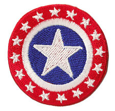 Ecusson patche Star étoile america thermocollant patch