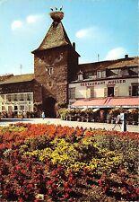 Br21758 Turckheim porte de france et nid de cigognes Restaurant Muller france