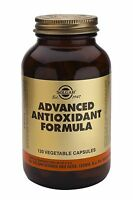 Advanced Antioxidant Formula Vegetable Capsules 120