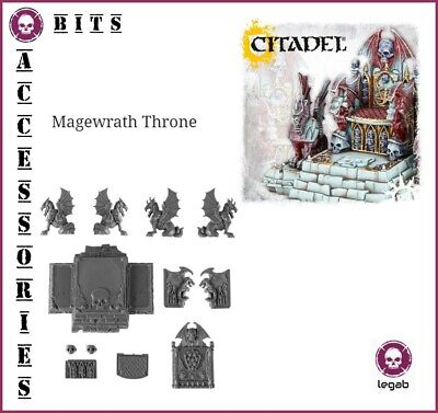 Citadel Scenery Magewrath Throne Warhammer Age Of Sigmar