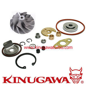 Details about Turbo Upgrade Compressor Kit VOLVO 850 T5 V70 S70 19T w/  0 5bar Actuator