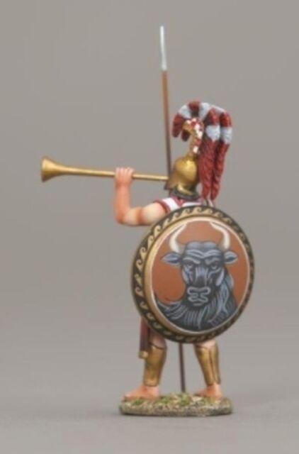 THOMAS GUNN ANCIENT GREEKS /& PERSIANS SPA024B ATHENIAN MARINE MINOTAU SHIELD MIB