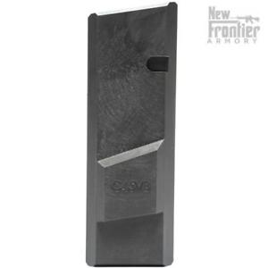 Details about New Frontier Armory 45 ACP/10MM Lower Receiver Vise Block -  Fits Glock Style