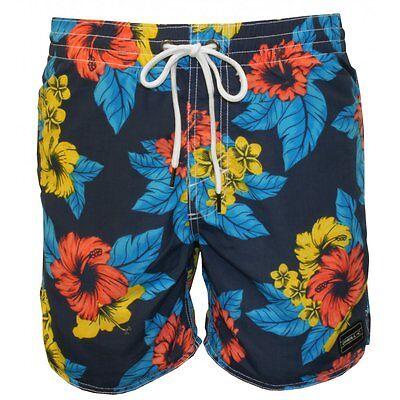 O'Neill PM Bondi Floral Men's Swim Shorts, Blue/Green/Multi