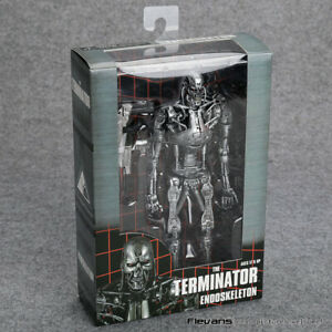 NECA-Terminator-2-Judgment-Day-T-800-Ultimate-Deluxe-Arnold-7-034-Action-Figure-New