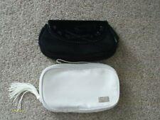 new dior clutch bags black / white