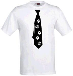 vendita calda più popolare qualità superiore T-shirt maglietta cotone manica corta uomo cravatta impronta gatto ...