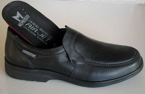 Slipper Leder Ideal für Problem Füße +++NEU+++ MEPHISTO SCHUHE HERRENSCHUHE