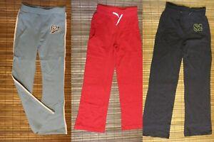 Turnschuhe für billige heißer verkauf rabatt klare Textur Details zu Mädchen Jazzpants Sporthose Jogginghose Gr 116 128 140