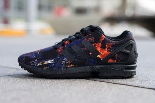 NEW Adidas Men's UNRELEASED Originals ZX Flux