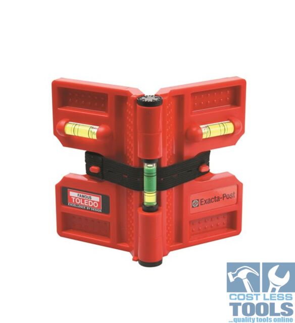 Toledo Magnetic Exacta Post Level - 322012
