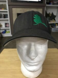 0d6b97cedd1 The 49th Denver The State Of Alaska Black Baseball Cap Hat Sz Sm Med ...
