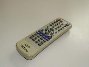 Original Mezzo DVD Fernbedienung / Remote, 2 Jahre Garantie