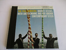 The Poll Winners - Barney Kessel - With Shelly Manne And Ray Brown Contempory CD