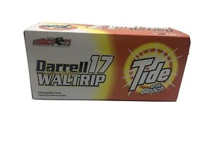NASCAR-Diecast-scale-1-24-DARRELL-WALTRIP-Tide-with-Bleach-2002-Dodge-Race-Truck