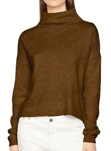 New Look Women s Stand Neck Crop Jumper Green (Khaki) SIZE S (UK 8 ... 35a9296ce2bc
