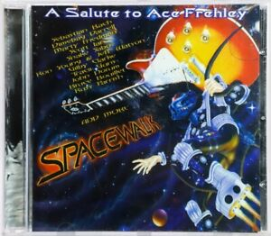 CD - SPACEWALK - A TRIBUTE TO ACE - RUSSIA 1996 - KISS MERCHANDISE - C251001
