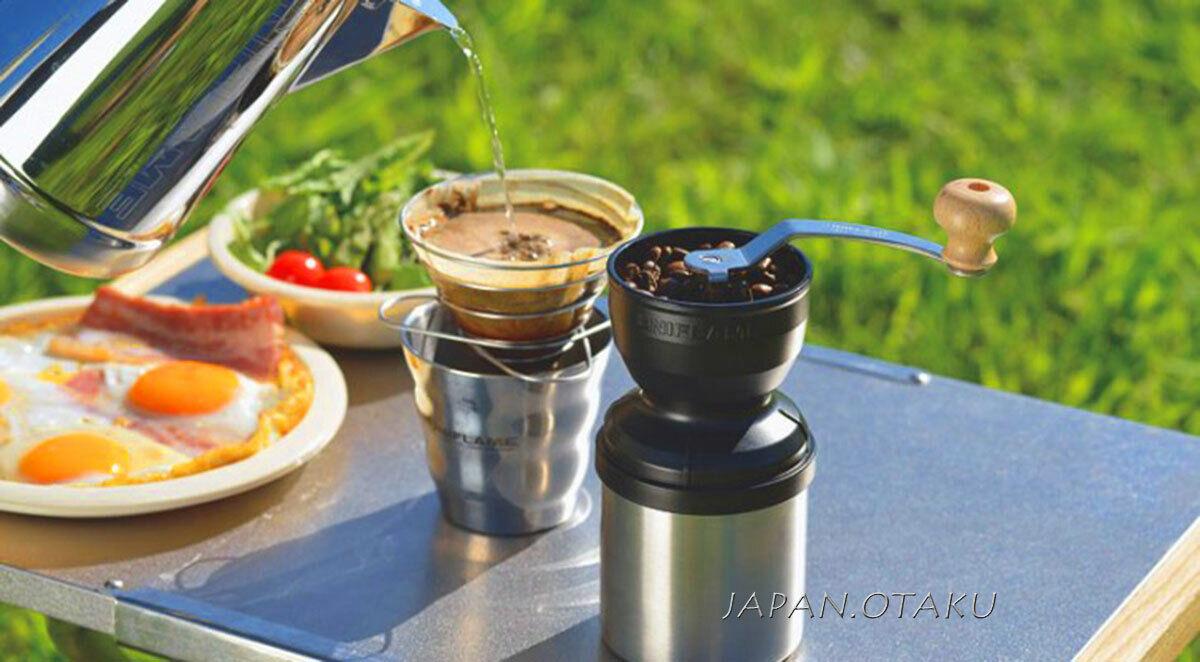 UNIFLAME Stainless steel Blade Coffee Mill JP Model