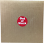 1.5 Inches Round 500 Labels on a Roll Red with White Out Of Stock Stickers
