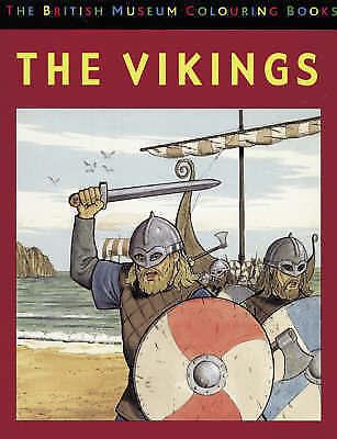 100% De Calidad Vikings Colouring Book, Paperback By Green, John, Isbn 0714121940, Isbn-13 97 Asegurar Una Apariencia Como Nueva Indefinidamente