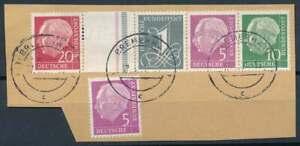 Bund-Zusammendruck-WZ-16-aIV-YII-gestempelt-auf-Briefstueck-69255