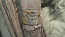 "Radio WW2 Post, Wireless No.31 WS31 ANTENNA  ZA.32681 AREAL VERTICAL 2'9""  No.1"