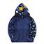 BAPE-A-BATHING-APE-Full-Zip-Hoodie-Sweater-Mens-Shark-Jaw-Red-Camo-Jacket-Coat thumbnail 1