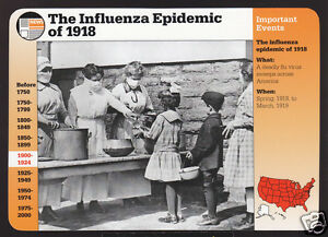 The 1918-1919 Influenza Pandemic in the United States: Lessons Learned and Challenges Exposed