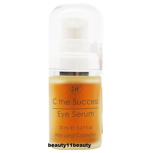 Holy Land C The Success Eye Serum Anti Aging 20 ml +  samples